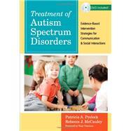Treatment of Autism Spectrum...,Prelock, Patricia A., Ph.D.;...,9781598570533