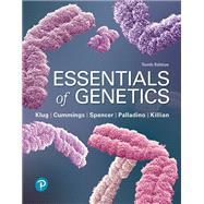 Modified Mastering Genetics...,Klug, William S.; Cummings,...,9780135300534