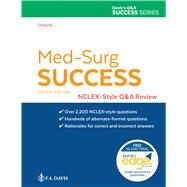 Med-surg Success,Doherty, Christi D.,9781719640534