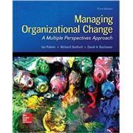 Managing Organizational...,Palmer, Ian; Dunford,...,9780073530536