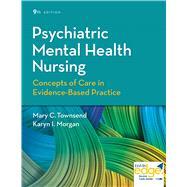 Psychiatric Mental Health...,Townsend, Mary C.; Morgan,...,9780803660540