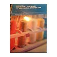 Intro Inorganic Organic&Biologcl Chem Lab Ml by Unknown, 9780536260567