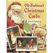 Old-Fashioned Christmas Cards...,Oldham, Gabriella,9780486260570