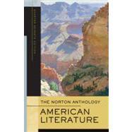 The Norton Anthology of...,Baym,Nina,9780393930573