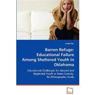 Barren Refuge : Educational...,Poe, Linda,9783639060607