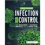 Infection Control and...,Miller, Chris H., Ph.D.,9780323400619