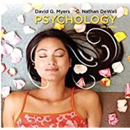 Psychology,Myers, David G.; DeWall, C....,9781319050627