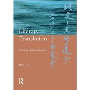 Literary Translation: Quest...,Di,Jin,9781900650632