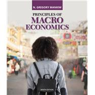 Principles of Macroeconomics, Loose-leaf Version, 9th + MindTap, 1 term Printed Access Card View Bundle Components by N. Gregory Mankiw, 9780357530634