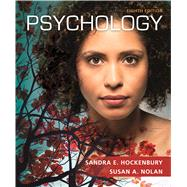 Psychology by Hockenbury, Sandra E.; Nolan, Susan A., 9781319050634