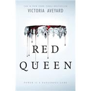 Red Queen by Aveyard, Victoria, 9780062310637