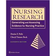 Nursing Research,Polit, Denise F.; Beck,...,9781975110642
