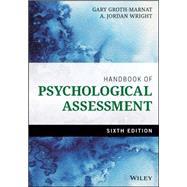 Handbook of Psychological...,Groth-Marnat, Gary; Wright,...,9781118960646
