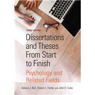 Dissertations and Theses from...,Bell, Debora J.; Foster,...,9781433830648