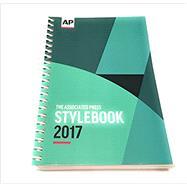 AP Stylebook 2017 by Associated Press, 9780917360664