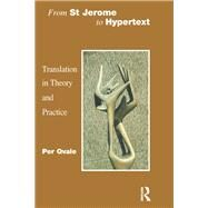 From St Jerome to Hypertext:...,Qvale,Per,9781900650694