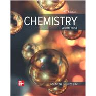 Chemistry: Atoms First by Julia Burdge, 9781260240696