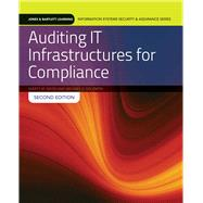Auditing It Infrastructures for Compliance by Weiss, Martin M.; Solomon, Michael G., 9781284090703