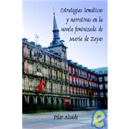 Estrategias Tematicas Y...,Alcalde, Pilar,9781588710710