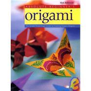 Absolute Beginner's Origami...,Robinson, Nick,9780823000722
