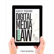 Digital Media Law,Packard, Ashley,9781118290729