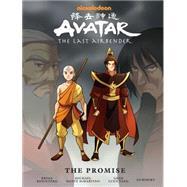 Avatar: The Last Airbender: The Promise Library Edition by Yang, Gene Luen; Gurihiru; Koneitzko, Bryan; Gurihiru, 9781616550745
