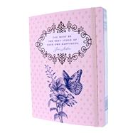 Jane Austen - Best Judge of Your Own Happiness Softcover Notebook by Insight Editions, 9781647220747