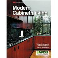 Modern Cabinetmaking Workbook,Umstattd,William;Davis,Charles;Molzahn,Patrick,9781631260759