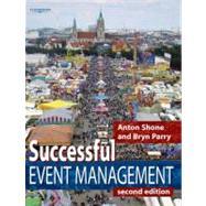 Successful Event Management :...,Shore, Anton,9781844800766