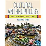 Cultural Anthropology,Guest, Kenneth J.,9781324000778