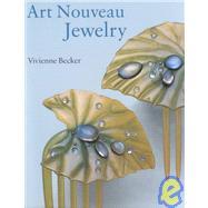 Art Nouveau Jewelry,Becker, Vivienne,9780500280782