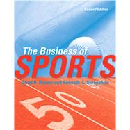The Business of Sports,Rosner, Scott; Shropshire,...,9780763780784