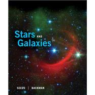 Stars and Galaxies,Seeds, Michael A.; Backman,...,9781305120785