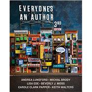 Everyone's an Author (Third...,Lunsford, Andrea; Brody,...,9780393420814
