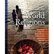 Invitation to World Religions,Brodd, Jeffrey; Little,...,9780190690816