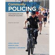 Community Policing...,Miller, Linda S.; Hess, Kären...,9781305960817