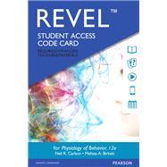 REVEL for Physiology of...,Carlson, Neil R.; Birkett,...,9780134320823