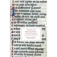 The Lais of Marie De France,Waters, Claire M.,9781554810826