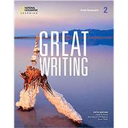 GREAT WRITING STUDENT BOOK 2...,Folse,9780357020838