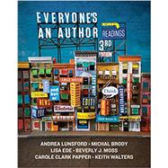Everyone's an Author With...,Lunsford, Andrea; Brody,...,9780393420838