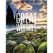 Great Writing 3: From Great...,Folse, Keith S.; Solomon,...,9780357020845