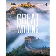 Great Writing 4: Great Essays,Folse, Keith S.;...,9780357020852