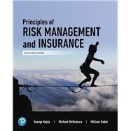 Principles of Risk Management...,Rejda, George E.,9780135180860