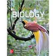 Principles of Biology by Robert Brooker, 9781260240863