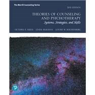 THEORIES OF COUNSELING & PSYCHOTHERAPY by Unknown, 9780134460864