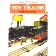 Toy Trains,Salisbury, David,9780747800873