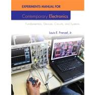 Experiments Manual For...,Frenzel, Louis,9780077520878