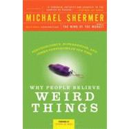 Why People Believe Weird...,Shermer, Michael; Gould,...,9780805070897