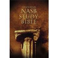 Zondervan NASB Study Bible,Kenneth L. Barker,9780310910923