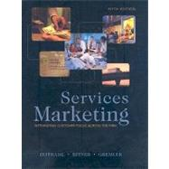 Services Marketing by Zeithaml, Valarie; Bitner, Mary Jo; Gremler, Dwayne, 9780073380933